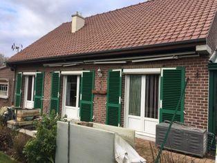 Annonce vente Maison avec garage marchiennes