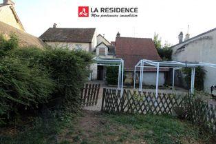 Annonce vente Maison avec terrasse ézy-sur-eure