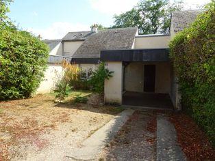 Annonce vente Maison avec garage concremiers