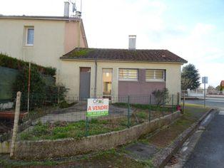 Annonce vente Maison luçay-le-mâle