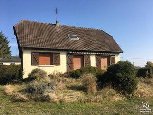 Annonce vente Maison avec garage rugles