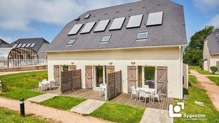 Annonce vente Appartement avec terrasse auberville