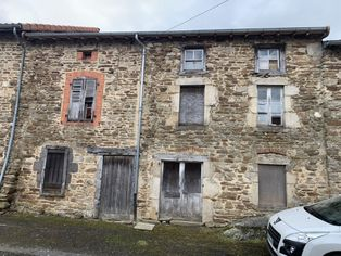 Annonce vente Maison à rénover champagnac-le-vieux