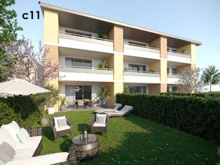 Annonce vente Appartement avec terrasse rives