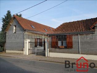 Annonce vente Maison avec grange maison-ponthieu