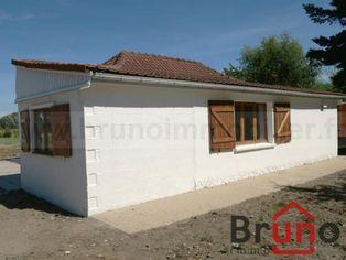 Annonce vente Maison de plain-pied saint-quentin-en-tourmont