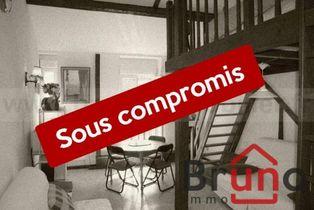 Annonce vente Appartement vue mer le crotoy