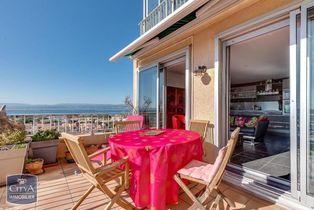Annonce vente Appartement avec terrasse le barcarès