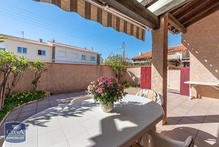 Annonce vente Maison avec terrasse le barcarès