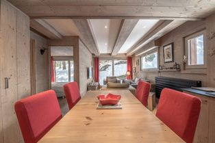 Annonce vente Appartement avec terrasse courchevel