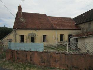 Annonce vente Maison avec garage jaligny-sur-besbre
