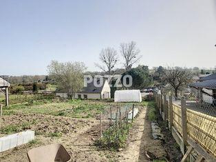 Annonce vente Terrain avec terrain constructible la haye-pesnel