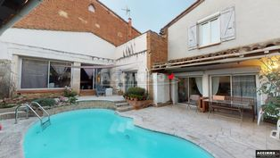 Annonce vente Maison avec piscine baziège