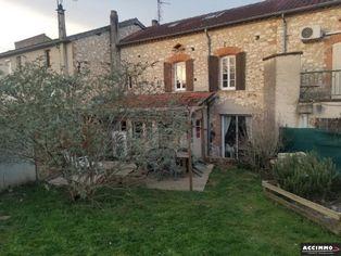 Annonce vente Maison avec cheminée briatexte