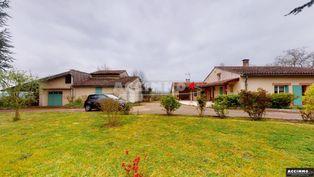 Annonce vente Maison avec terrasse verfeil
