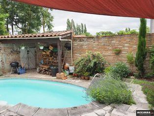 Annonce vente Maison avec terrasse baziège