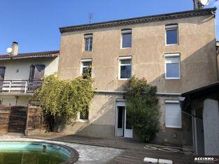 Annonce vente Maison avec piscine graulhet