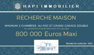 Annonce vente Maison avec garage saint-nazaire-les-eymes