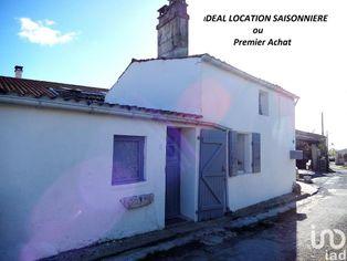 Annonce vente Maison saint-savinien