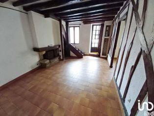 Annonce vente Maison avec cheminée maintenon