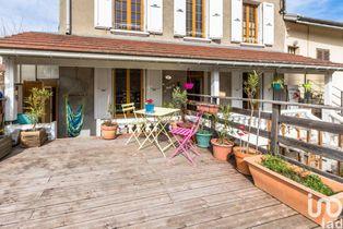 Annonce vente Maison avec terrasse vizille