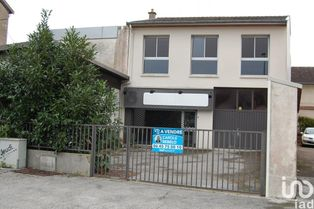 Annonce vente Local commercial avec parking chaumont