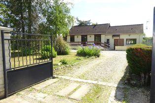 Annonce vente Maison avec terrasse la selle-en-hermoy