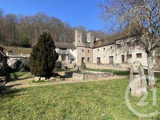 Annonce vente Château saint-sernin-du-bois