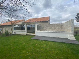 Annonce vente Maison avec garage thuré
