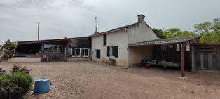 Annonce vente Maison avec grange saint-jean-de-sauves