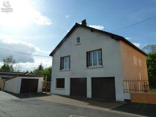 Annonce vente Maison avec garage dieuze