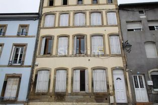 Annonce vente Immeuble rambervillers