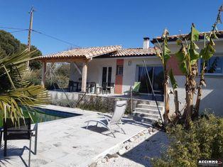 Annonce vente Maison avec terrasse lanta