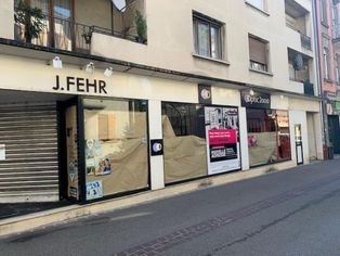 Annonce location Local commercial avec cave guebwiller