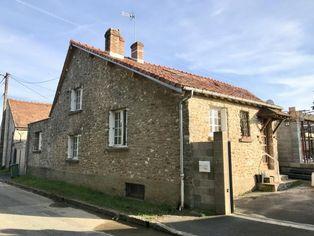Annonce vente Maison au calme saint-martin-de-bréthencourt