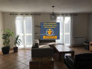 Annonce vente Maison avec garage montgermont