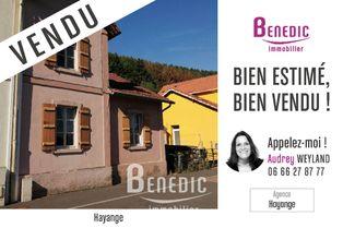 Annonce vente Maison hayange