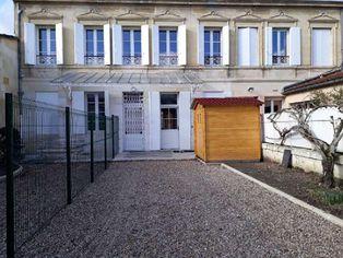 Annonce location Maison avec terrasse libourne