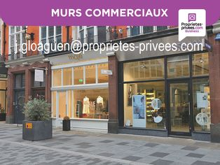 Annonce vente Local commercial avec garage lannion