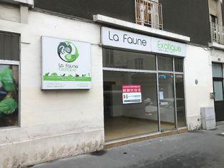 Annonce location Local commercial avec cave pau