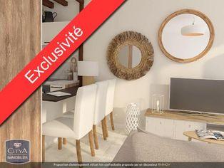 Annonce vente Appartement avec bureau laon