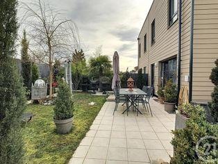 Annonce vente Maison avec terrasse lacroix-saint-ouen