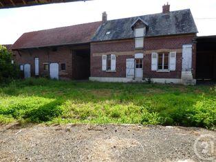 Annonce vente Maison avec grange crapeaumesnil