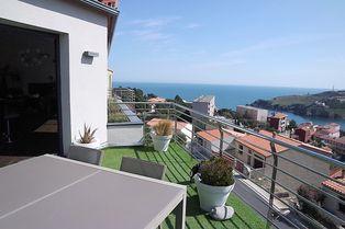 Annonce vente Appartement avec terrasse cerbère