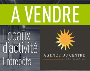 Annonce vente Local commercial avec parking fécamp