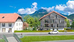 Annonce vente Appartement avec garage villaz