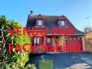 Annonce vente Maison evin malmaison