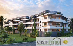 Annonce vente Appartement avec terrasse baillargues