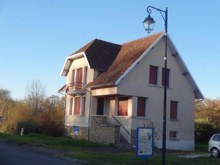 Annonce vente Maison avec garage bussière-poitevine