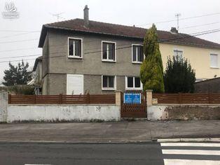 Annonce vente Maison avec cave fresnoy-le-grand